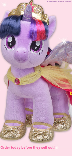 Princess Twilight Sparkle® - Order today before they sell out!