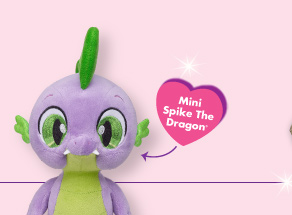Mini Spike the Dragon®