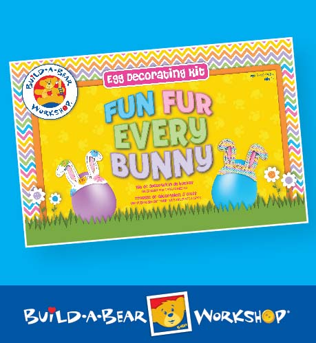 FREE Easter Egg Decorating Kit